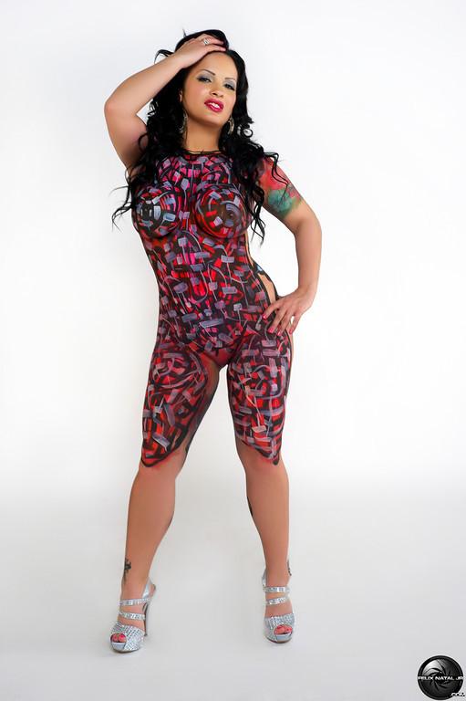 Latina sexy body