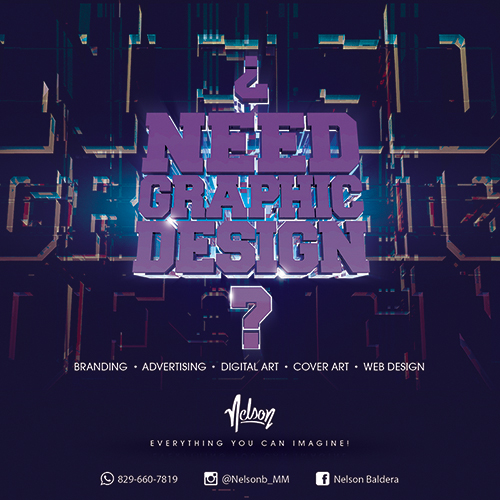 Graphic Design - Nelson Baldera