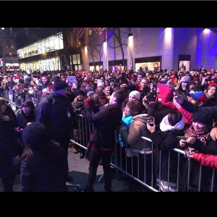 Rockefeller Center Christmas Tree Lighting Performers: WLS News '' Christmas In Rockefeller Center 2014