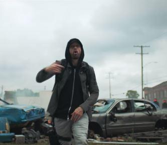 Eminem ft  Joyner Lucas - Lucky You ( Official Video